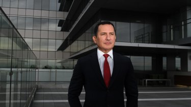 George Frazis, head Westpac's consumer bank, said banks were facing greater scrutiny and had been found wanting.