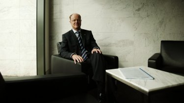 Former Tax Commissioner Michael Carmody.