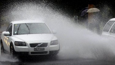 Motorists have been urged to avoid driving on flooded roads as the storm continues across the state.