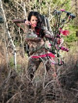Sabrina Corgatelli has posted  many hunting photographs on her Facebook page.