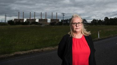 Voices of the Valley president and wife of a Hazelwood worker, Wendy Farmer, says there is no reason Morwell couldn't be the state's renewable energy hub.