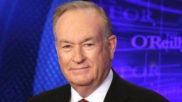 Bill O'Reilly of the Fox News Channel program <i>The O'Reilly Factor</i>.