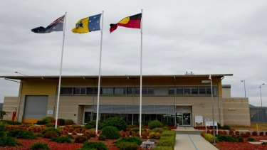 The Alexander Maconochie Centre in Canberra.