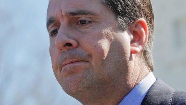 House Intelligence Committee Chairman Representative Devin Nunes, who has recused himself is at the centre of another storm.