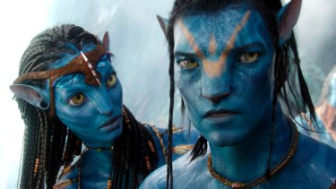Four sequels on the way: <i>Avatar</i>.
