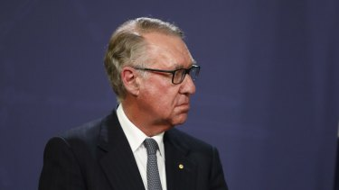 David Gonski's name has become synonymous with education reform.