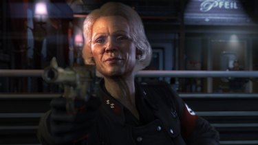 Even the bad guys in Wolfenstein: The New Order have their thoughts, actions and identities tied to the human experience, the game's creative director says.