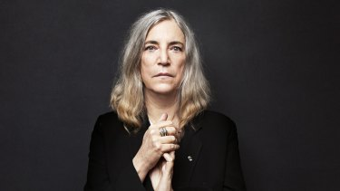 Patti Smith tells stories of her past and present in her second memoir, M Train.