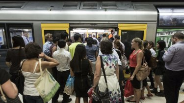 About 12 million journeys are taken on NSW public transport every week.