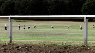 The Centennial Park and Moore Park Trust  is unable to satisfy about 15 per cent of applicants for sporting fields.