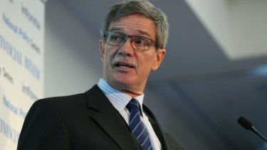 Mike Nahan is against WA seceding from the rest of Australia.