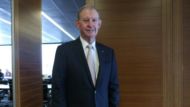 Financial system inquiry chairman David Murray says ensuring all workers have choice of fund is very important.