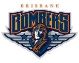 Advanced bid: The Brisbane Bombers logo.