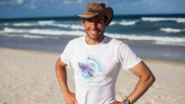 Humpbacks and High-Rises founder Dr Olaf Meynecke.