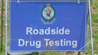 Police officers regularly nab drivers at drug-testing checkpoints, but more needs to be done to make our roads safer.