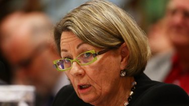 ICAC Commissioner Megan Latham has come under fire in a report into the Margaret Cunneen investigation.