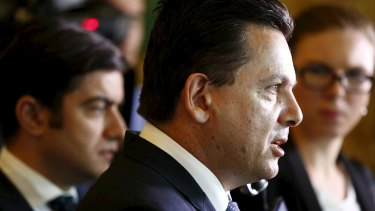 Senators Sam Dastyari and Nick Xenophon are orchestrating a special public hearing to examine allegations of corporate corruption.