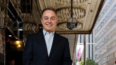 Metcash CEO Ian Morrice