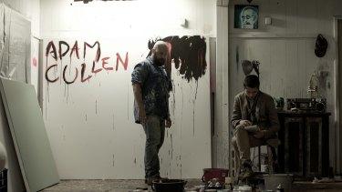Acute Misfortune: Adam Cullen (Daniel Henshall)  and Erik Jensen (Toby Wallace).