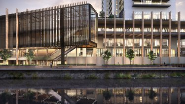 The $400 million The Lennox will comprise 441 residences across 40 levels, as well as retail and mixed-use space at 12 Phillip Street, Parramatta.
