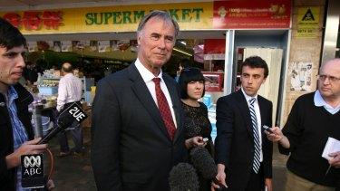Liberal MP John Alexander called Hanson's speech 'abhorrent'.
