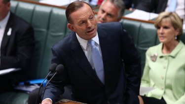 Prime Minister Tony Abbott has shelved the policy - until the end of the year.