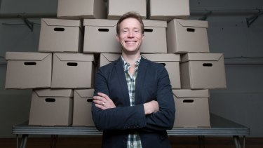 James Moody, founder of Sendle, says customer choice is key.