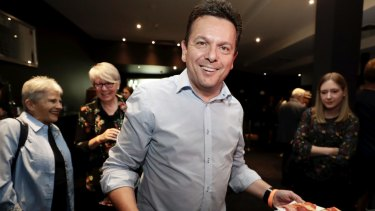 SA Best Leader Nick Xenophon