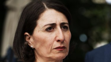 NSW Treasurer Gladys Berejiklian is expected to become premier next week.