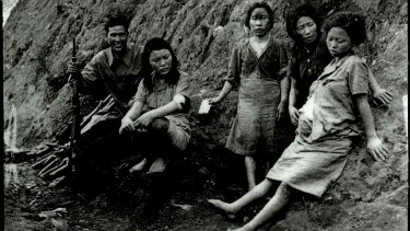 """The proposed monument to the """"comfort women"""" of World War II has given rise to an angry and emotional fallout."""
