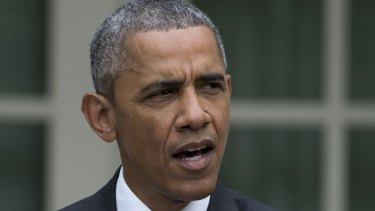 President Barack Obama suffers a defeat in the courts.