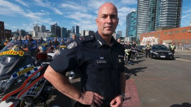 Assistant Police Commissioner Doug Fryer says road rage is not a minor traffic matter.