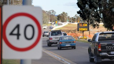 More than three quarters of all motorists drove over the speed limit the study found.