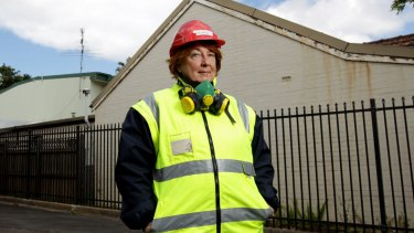 Dr Peggy Trompf, occupational hygienist and director of Industrial Health Matters.