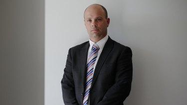 """People have got the hardware"": Simon Bush from Australian Home Entertainment Distributors Association."