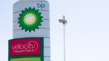 BP Australia was appointed Velocity's program partner for three years from April 2015.