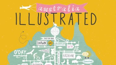 Australia Illustrated is the latest offering from Canberra author Tania McCartney.