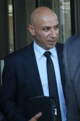 Moses Obeid has been charged over a $30 million coal deal.