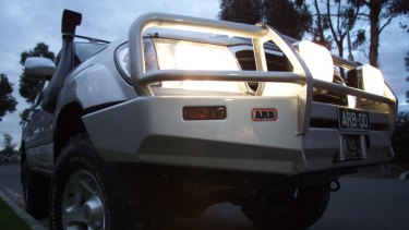 Those refusing to budge include ARB, Australia's largest manufacturer and distributor of four-wheel drive accessories.