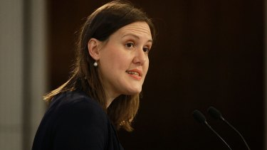 Kelly O'Dwyer, Minister for Small Business, has secured the passage of the unfair contracts legislation.