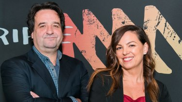 Mick Molloy and Jane Kennedy will host Triple M's first national drive show in 2018.
