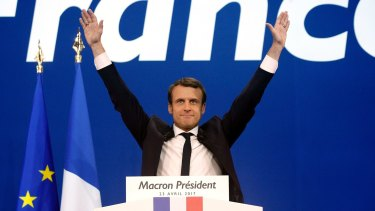 French centrist presidential candidate Emmanuel Macron will be the next president of France after an extraordinary campaign.