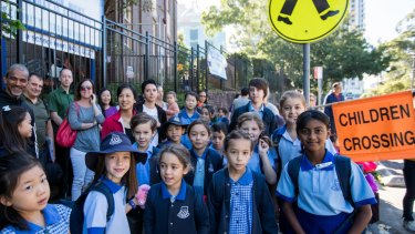 Chatswood is about 400 students over capacity and expecting another 300 over the next three years.