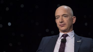 Mindboggling: Amazon's latest share surge made Jeff Bezos $13 billion richer in a day.