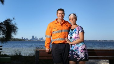 Neil Tennant worked in Western Australia's mines but has lost his job since the mining downturn.