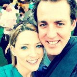 Kristen and Paul Rossington.