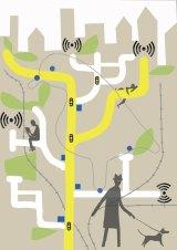 Telstra's Wi-Fi network is growing.