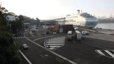 """Inquiry: The decision to build the cruise ship terminal at White Bay has been labelled a """"serious error""""."""