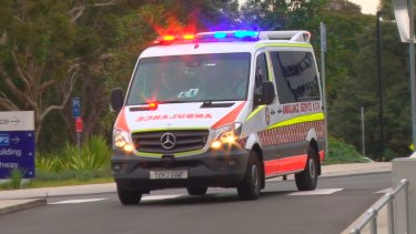 Ambulances were told to avoid Nepean Hospital after the emergency department reached capacity on Monday night.
