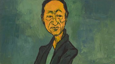 Tony Costa's 'Simon Chan'  (detail).